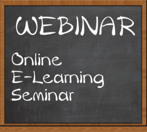 Webinar support for coaches, speakers and trainers