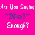 Entrepreneurs Who Say No